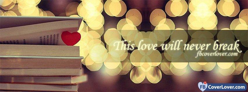 This Love Will Never Break