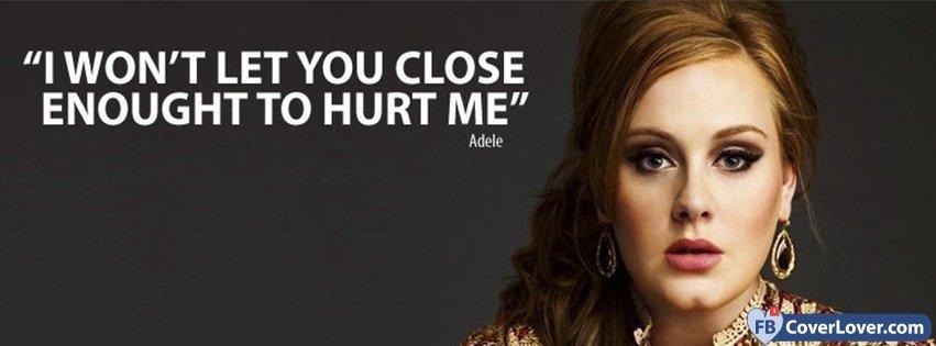 Turning Tables Lyrics Adele Facebook Cover Maker