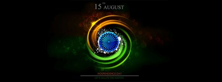 15th August Happy Independence Day India Facebook Covers