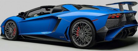 2016 Lamborghini Aventador Superveloce Roadster Facebook Covers