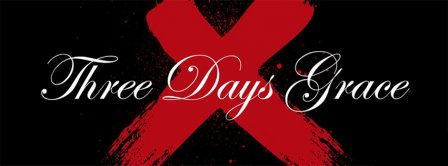 3 Days Grace 4 Facebook Covers