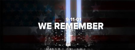9 11 01 We Remember Facebook Covers