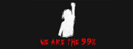We Are the 99% 2 Facebook Covers