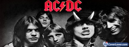 AC DC Highway To Hell Facebook Covers
