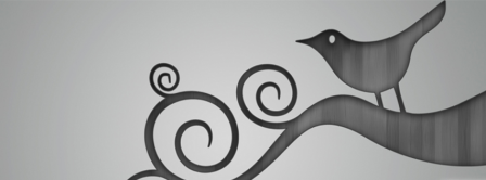 Abstract Artistic Bird Facebook Covers