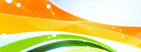 Abstract Artistic Effects 2 Facebook Covers