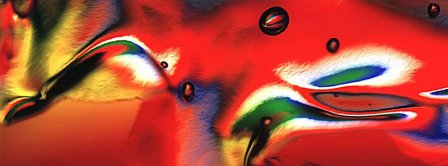 Abstract Artistic Effects Facebook Covers