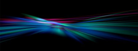 Abstract Artistic Lights  Facebook Covers