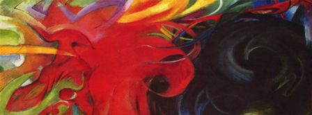 Abstract Artistic Painting  Facebook Covers