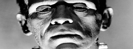 Hallowen Frankenstein Is Alive  Facebook Covers