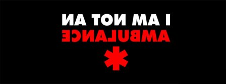 I Am Not An Ambulance Facebook Covers