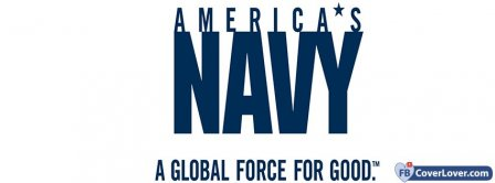 America Navy Tag Facebook Covers