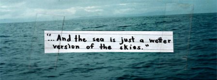 And The Sea Is Facebook Covers