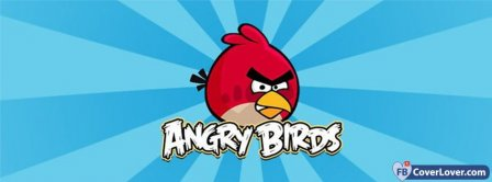 Angry Birds 2  Facebook Covers