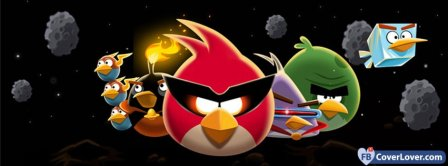 Angry Birds 3 Facebook Covers