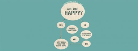 Are You Happy Facebook Covers