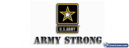 U.S. Army Strong Facebook Covers