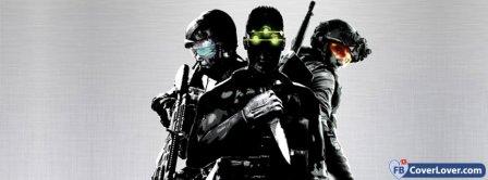 Assassins Black Trio War Facebook Covers