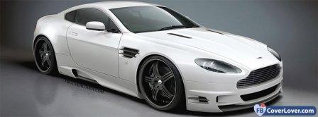 Aston Martin Vantage  Facebook Covers