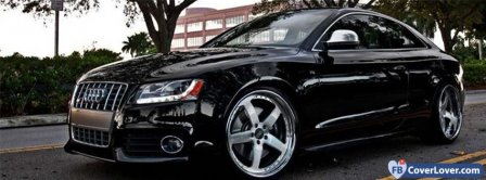 Audi A5  Facebook Covers