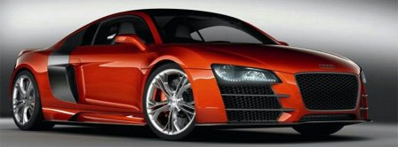 Audi R8 Tdi Facebook Covers