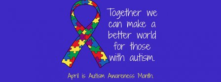 Autism Awareness Day Facebook Covers
