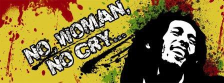 Bob Marley No Woman No Cry Facebook Covers