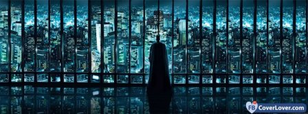 Batman House View Facebook Covers