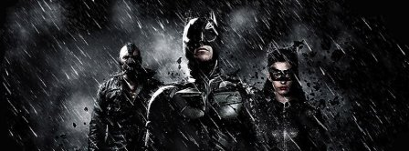 Batman The Dark Knight Rises Facebook Covers