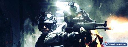 Battlefield 3  Facebook Covers