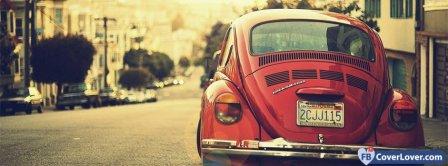 Beetle Vintage Facebook Covers