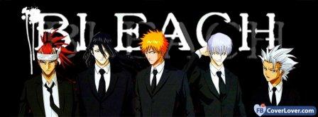 Bleach Anime Facebook Covers