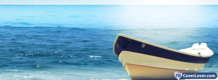 Boat Beach  Facebook Covers