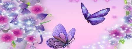 Butterflies Facebook Covers