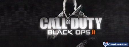COD Black Ops 2 Facebook Covers