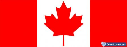 Canada Flag 1  Facebook Covers
