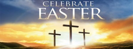 Celebrate Easter Facebook Covers
