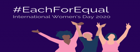 Celebrating International Women Day 2020 Facebook Covers
