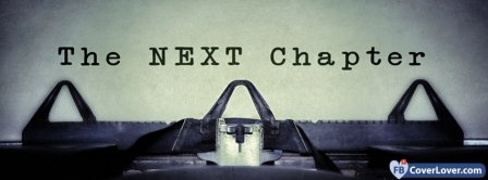 NEXT Chapter In Life Facebook Covers