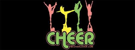 Cheerleaders 2  Facebook Covers