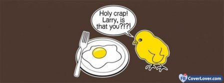 Chicken And Egg Question Facebook Covers
