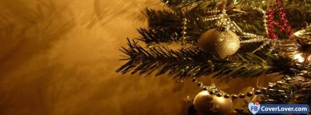 Christmas Tree Decorations Facebook Covers
