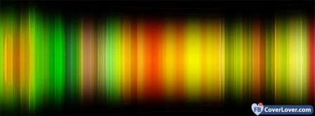 Colorful Fading  Facebook Covers