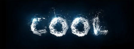 Cool Water Effect Facebook Covers