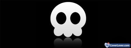 Cute Skull  Facebook Covers