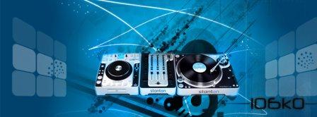 DJ Set Facebook Covers