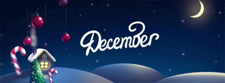 December Facebook Covers