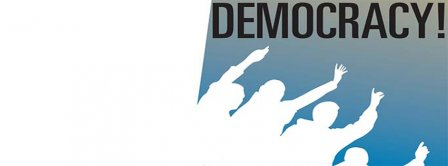 Democracy Facebook Covers