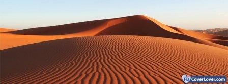 Desert Dune Facebook Covers