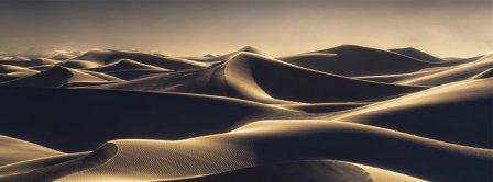Desert  Facebook Covers